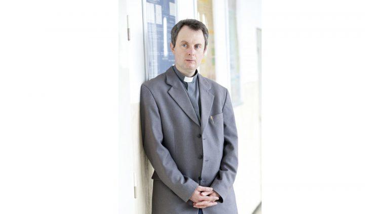 Ing. ThMgr. Vladimír Slámečka, Ph.D.
