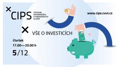 Vše o investicích