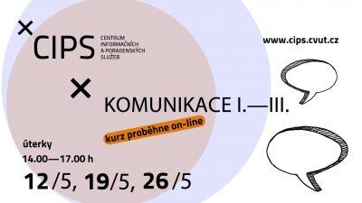 Komunikace I.-III. online seminář