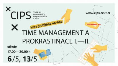 Time management a prokrastinace I.-II. ONLINE SEMINÁŘ