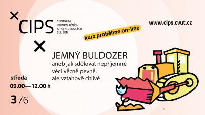 Jemný buldozer – online seminář