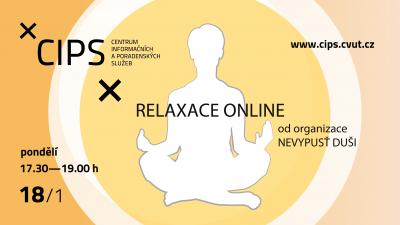 Relaxace online