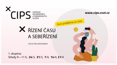 Řízení času a sebeřízení I.-V. cyklus seminářů pro doktorandy 1.skupina