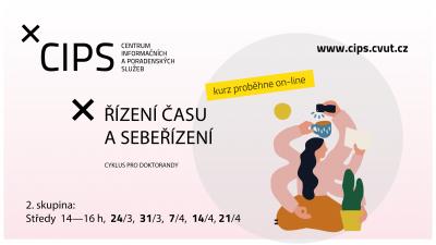 Řízení času a sebeřízení I.-V. cyklus seminářů pro doktorandy 2. skupina