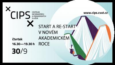 Start a re-start v novém akademickém roce